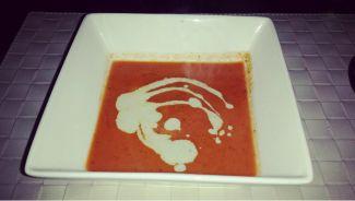 Tomaten basilicum soep   Lekker makkelijk te maken