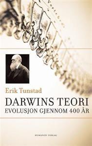 http://www.adlibris.com/no/product.aspx?isbn=8292622535   Tittel: Darwins teori; evolusjon gjennom 400 år - Forfatter: Erik Tunstad - ISBN: 8292622535 - Vår pris: 266,-
