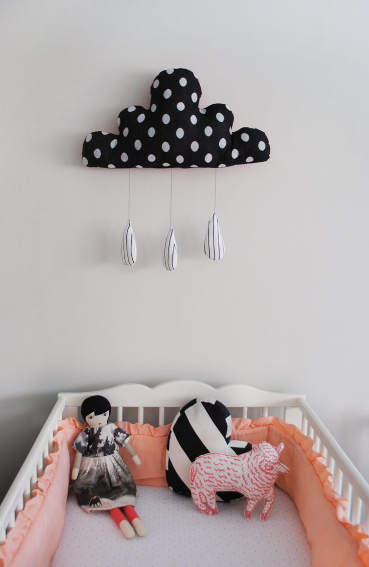 DIY mobiles and details makes it easy to customize your look #nunapinparty #modernfamilyhome