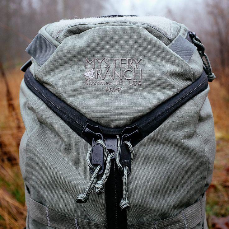 Review: Mystery Ranch ASAP Pack via @Motus Mutatus #mysteryranch #backpacks