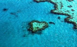 Heart Reef, Australia   #Australia