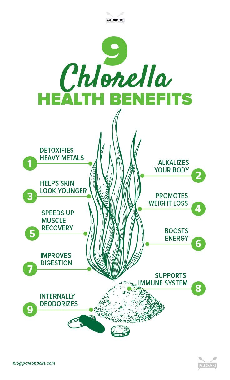 If you're looking for a natural way to boost your energy levels, detox your body, and clear up your skin, chlorella could be the answer. In fact, chlorella can also help improve digestion, strengthen your immune system, and speed up post-workout recovery time (for any crossfitters out there). For the full article visit us here: http://paleo.co/chlorella101