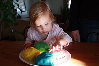 our favorite play dough recipe.: Dough Recipe, Prek Plays Learning