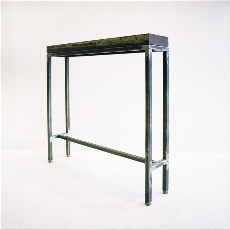 Foyer Table Kijiji Toronto : Wood and metal hall console toronto http