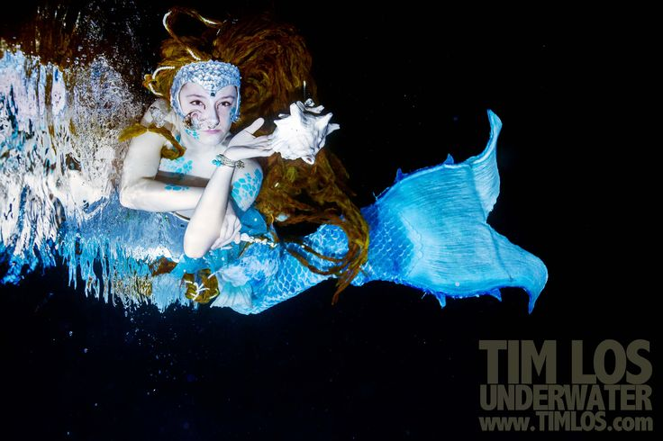 Mermaid outfit by Nikki Crick Model Cara-Leigh Photography by Tim Los www.timlos.com