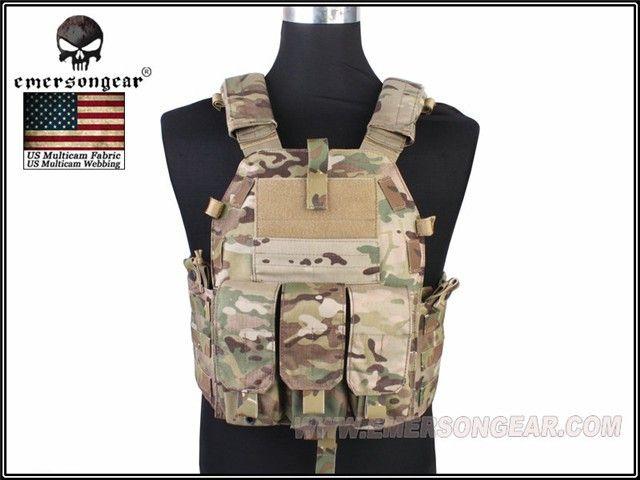 Emerson 094K Tactical Vest(Multicam)