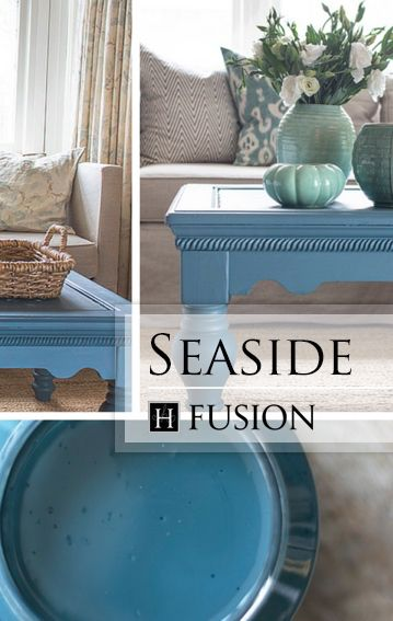 Fusion Mineral Paint Seaside New