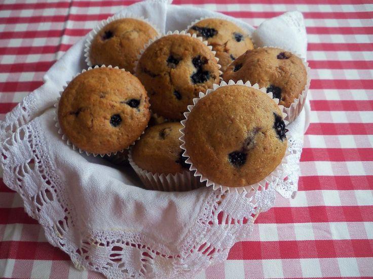 Aurea´s Kitchen: Dulce: Muffins de canela y frutos rojos. Reto Lorraine Pascale