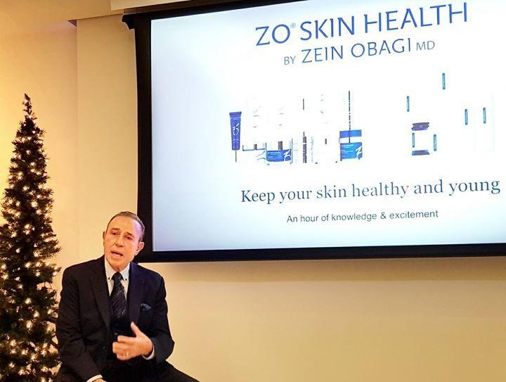 Lovely Obagi Skin Health Institute