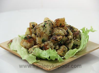 15 best sanjeev kapoor recipes images on pinterest international how to make warm potato parsley salad recipe by masterchef sanjeev kapoor forumfinder Choice Image