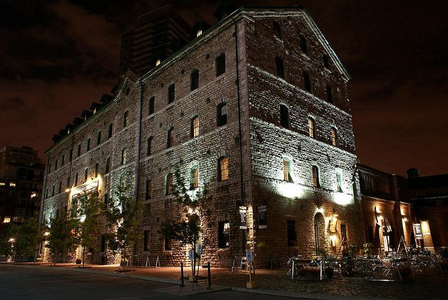 Toronto's Haunted Hot Spots (Or Should That Be 'Cold Spots'?)