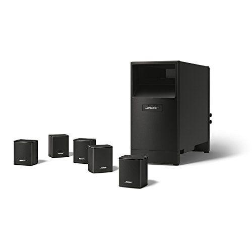 Bose Acoustimass 6 Series V Home Theater Speaker System #BoseSpeakers #speakers #hometheater #soundsystem