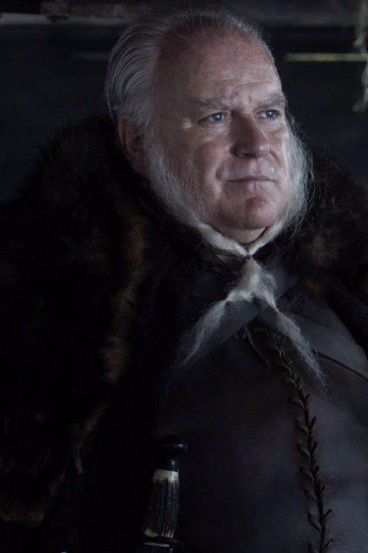 Game of Thrones: Here's Your Referesher on Ser Rodrik