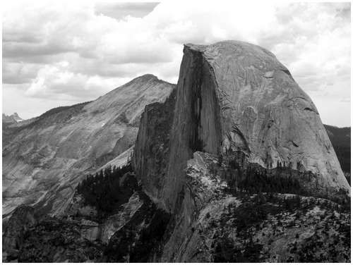 half Dome-Yosemite national Park. Google Image Result for http://www.moolf.com/images/stories/Amazing/Amazing-Nature-Photos-by-Ansel-Adams/ansel-adams-half-dome.jpg