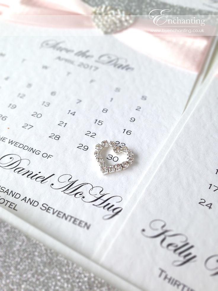 19 best Save the Date Calendars images on Pinterest | Handmade ...