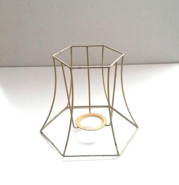 75 best DIY lampshade frames images on Pinterest | Diy ...