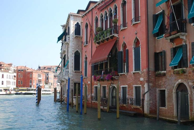 Venice - muted colours