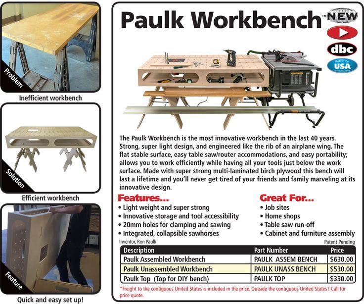 Paulk Workbench