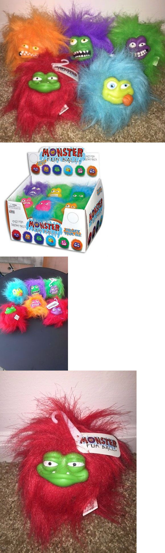 Stuffed Animals Beanbag Plush 51030: Monster Fur Balls Wholesale Lot Of 96 Pieces Novelty Toy For Kids -> BUY IT NOW ONLY: $159.97 on eBay!