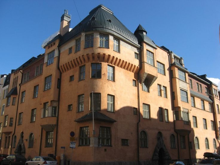 Architecture in Helsinki - Norma