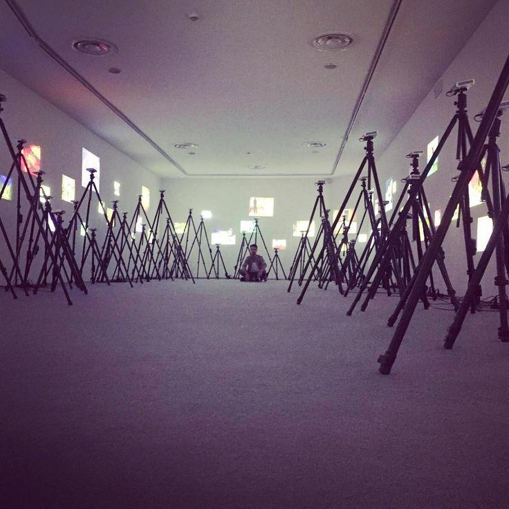 -Roman Signer- #romansigner #art #picoftheday #museum #MAN #nuoro #life #me #igers #igerssardegna #contemporary #design