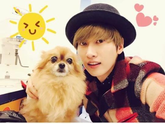 Eunhyuk & #RIPChocho