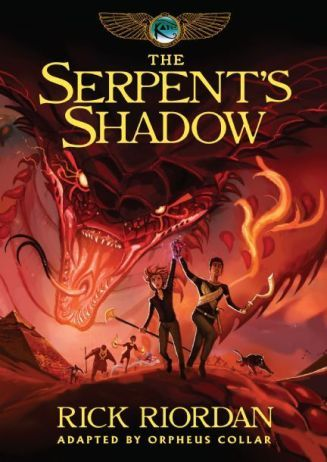 The Serpent S Shadow The Graphic Novel Em 2020