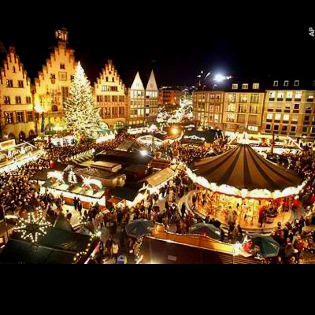 Berlin Christmas Market. My dad used to tell me about Christmas time in Berlin.