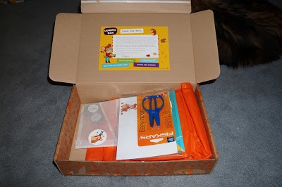 Evan and Lauren's Cool Blog: 5/4/13: Wummelbox Fun Activity Box for Kids @Wummelbox