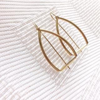 Trapezoide Earrings