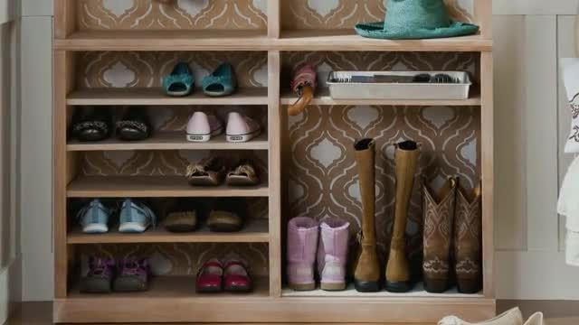 Watch Entryway Organizer In The Better Homes And Gardens
