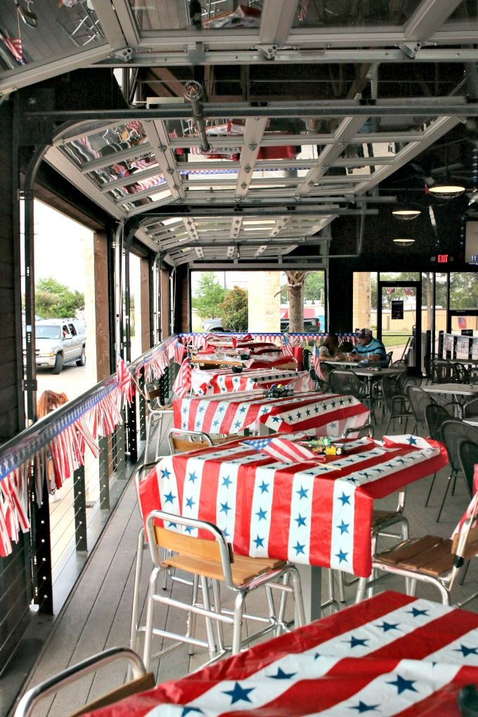 Fat Daddy's Newly Renovated Patio & Live Summer Entertainment in Mansfield, TX