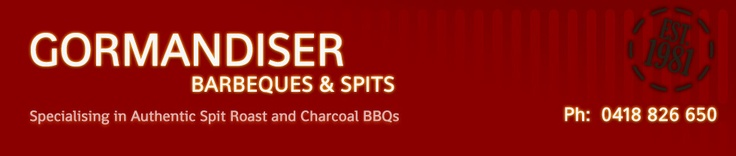 Gormandiser Barbecues & Spits provides Catering to Adelaide and the surrounding region! Our business specialises in genuine Spit Roasts and professionally cooked Charcoal Barbecues. Adelaide spit roast barbecues catering from Gormandiser the best among bbq caterers…Call 0418 826 650