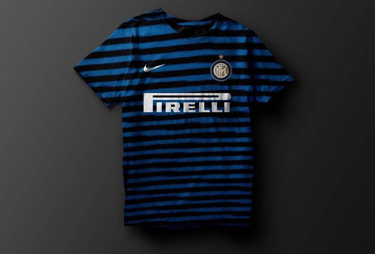 Inter Milan Concept Kits by Mbroidered | 2