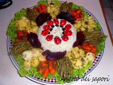 تحضير سلطة سخونة بالخضر لذيذة Food And Drink Food Cuisine