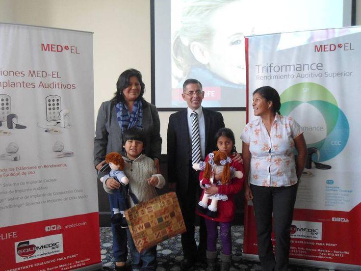 MED-EL: tecnología al servicio de niños con problemas auditivos
