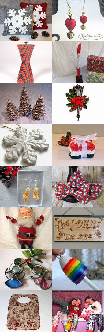 Only 52 Days Until Christmas 2015 by Sandy Lamontagne on Etsy--Pinned with TreasuryPin.com