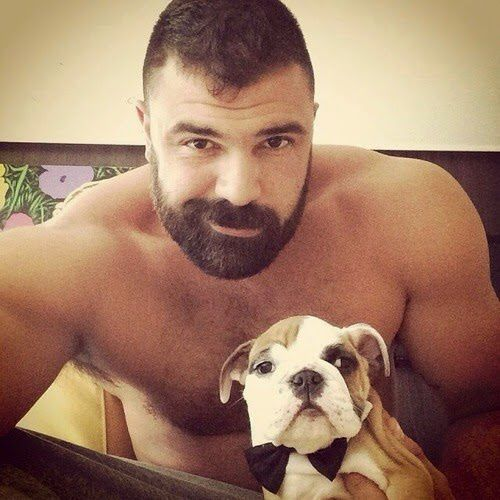 Since It S A Dog N Beard Saturday I Took The Liberty Of