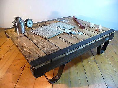 couchtisch industrial look fototapete 2017. Black Bedroom Furniture Sets. Home Design Ideas