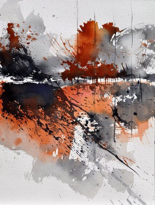 In Strict Confidence: watercolor by Pol Ledent (Belgium artist)