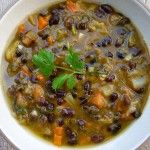 Nothing is as comforting to me as a one-pot, hearty meal in a bowl. I love substantial soups and stews, especially ones with beans or legumes. I very often make soups on the weekend for lunch or for a Meatless Monday dinner. They also make a ...