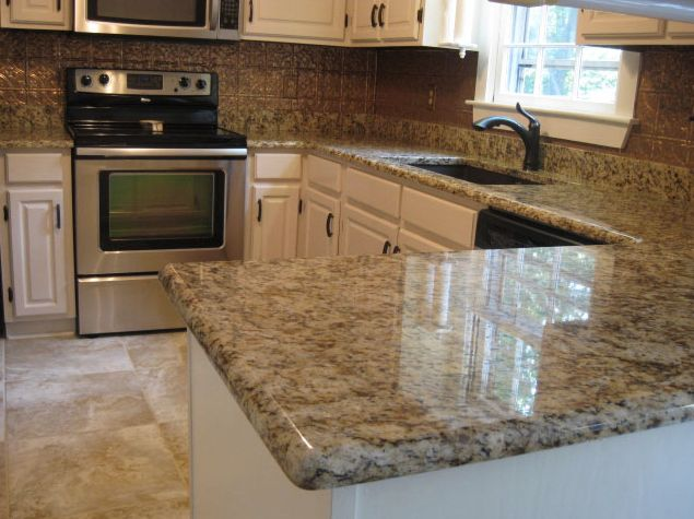 Granite Countertops Giallo Napoleon Granite Countertops