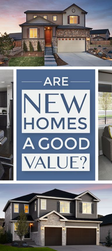 Are New Homes a Good Value?  | Homeward™ | A blog for your homebuying journey | Richmond American Homes
