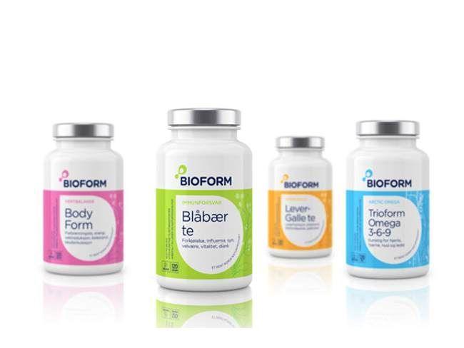 Bioform on Packaging of the World - Creative Package Design Gallery
