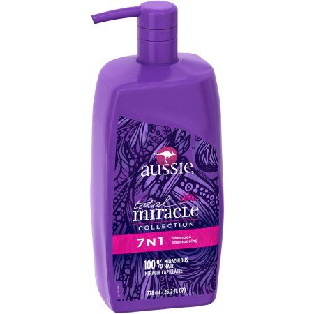 Aussie Total Miracle Collection 7N1 Shampoo, 26.2 fl oz