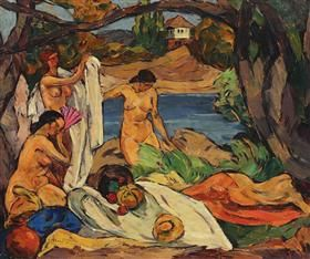 By the Water - Ion Theodorescu-Sion