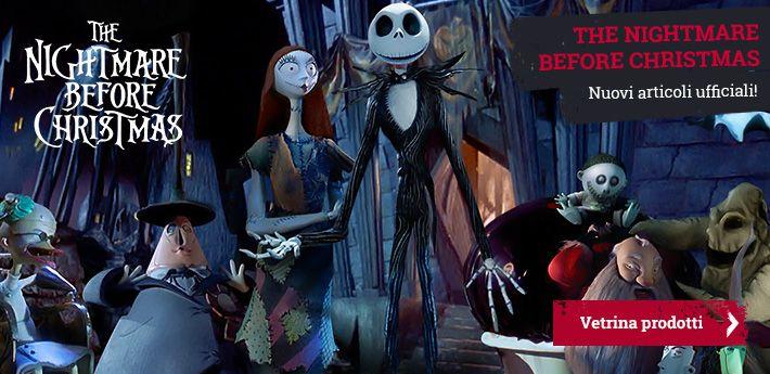 Lo so, il film d'animazione The Nightmare Before Christmas è spesso il protagonista dei post a tema Halloween. Eppure, la storia di Jack Skeletron (Skellington nell'edizione originale in lingua inglese) si svolge durante il periodo di Natale. Terminati i festeggiamenti per Halloween, il re delle zucche si ritrova a vagare per il bosco degli Alberi delle Feste più Liete ed è qui che sceglie, tra tutte, la porta a forma di albero di Natale che apre il passaggio verso un mondo nuovo.