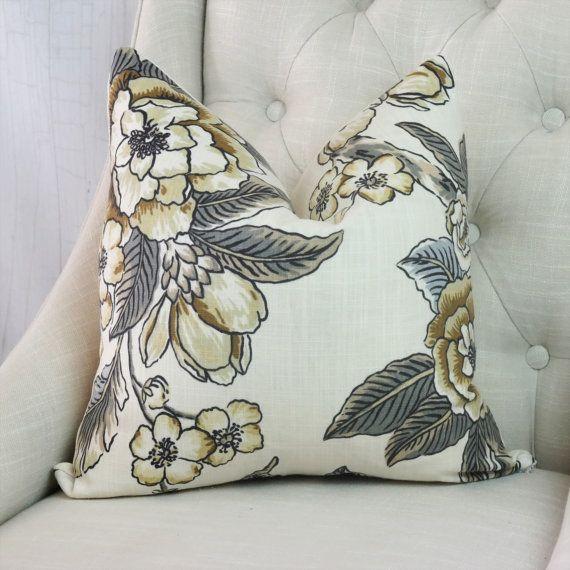 Tan Brown Designer Pillows, 24x24 Pillow Covers, #housewares #pillow @EtsyMktgTool http://etsy.me/2fzPcdy