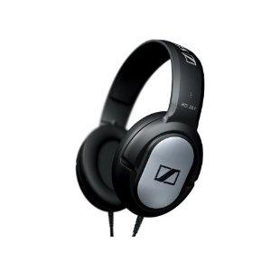 Special DIscount Sennheiser HD201 Lightweight Over-Ear Binaural Headphones
