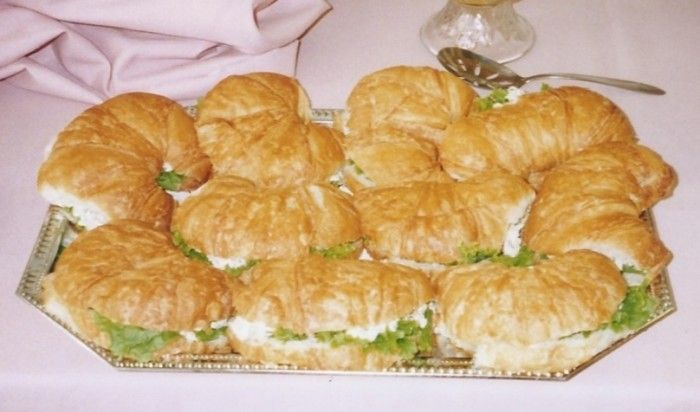 Specialty Sandwiches & Breads - Southern-Style Chicken Salad Catering by Debbi Covington - Beaufort, SC www.cateringbydebbicovington.com 843-525-0350